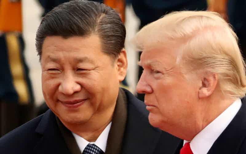 Trump says he will raise tariffs