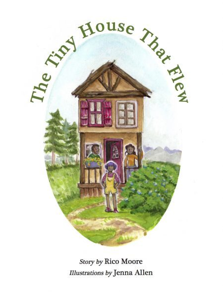 The Tiny House that Flew Book Release Party