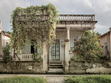 "Richard Sexton. ""Villa Antonia, Santiago de Cuba"""