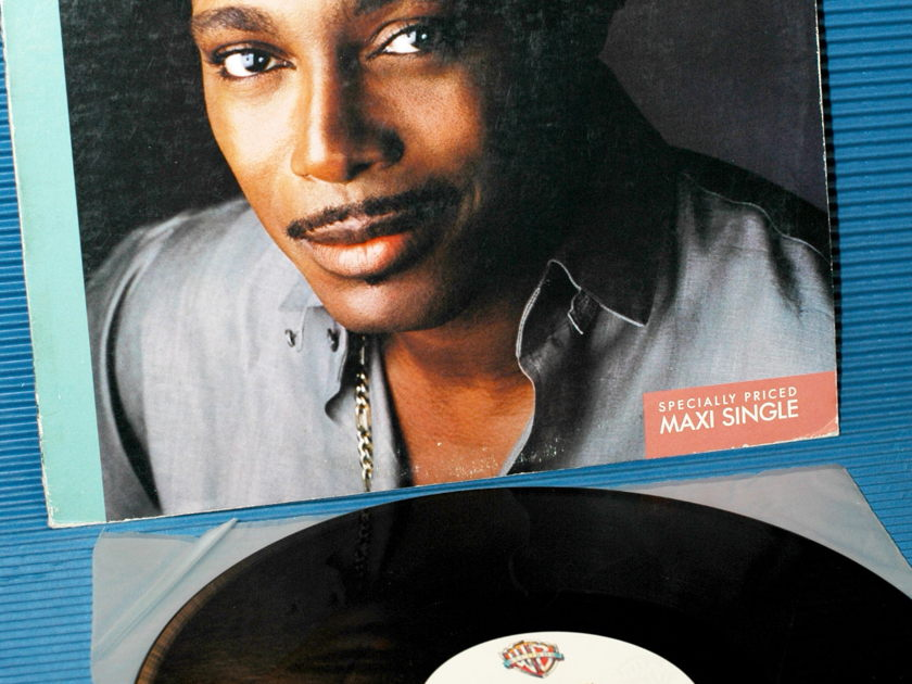 "GEORGE BENSON  - ""Inside Love"" -  Warner Bros. 45rpm Maxi Single 1983"