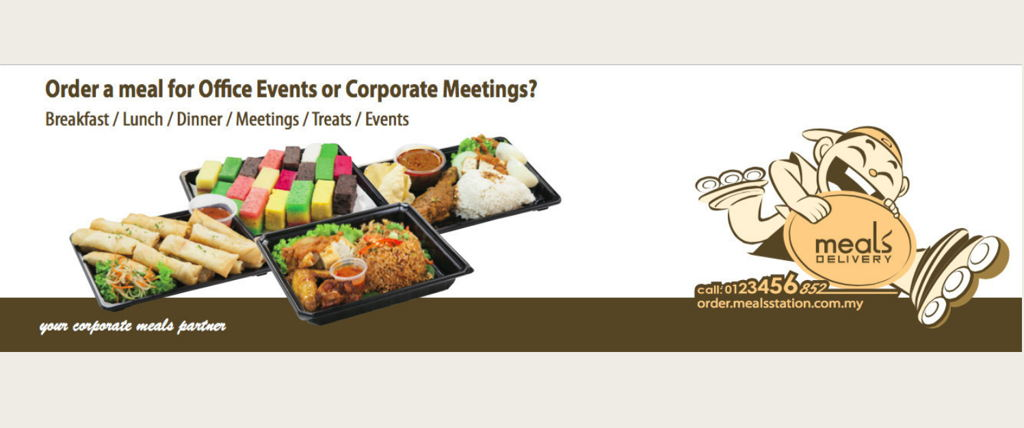 Your corporate meals partner