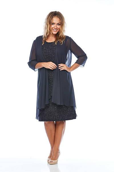LAYLA JONES LJ0006 GALAXY DRESS SET EVE HUNTER