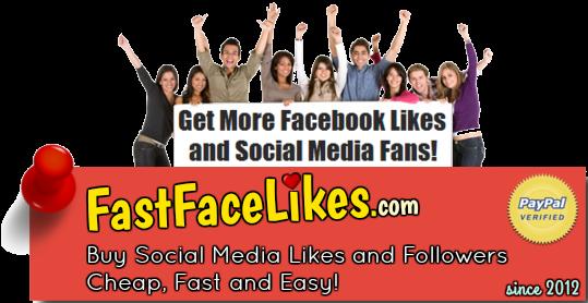 FastFaceLikes Social Media Marketing Services since 2012