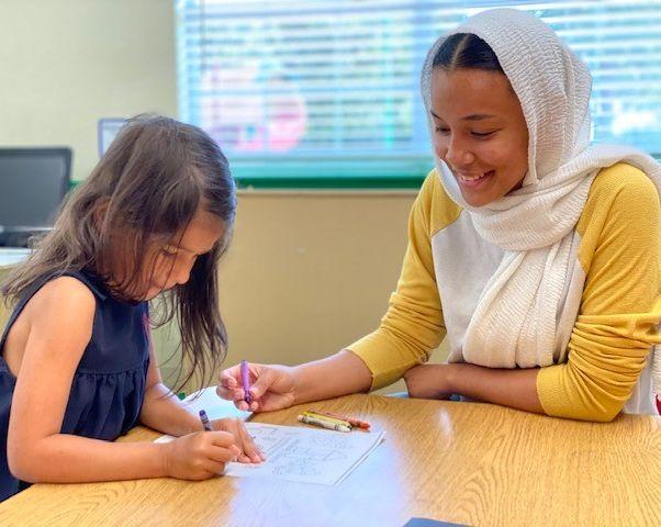 Ms. Ahmed , Preschool Two Assistant Teacher