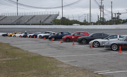 Gulf Coast Region SCCA Autocross #1
