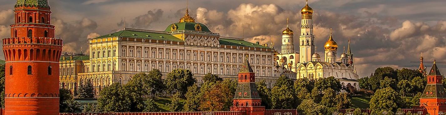 Сокровища Кремля: Алмазный фонд, Оружейная палата и Александровский сад