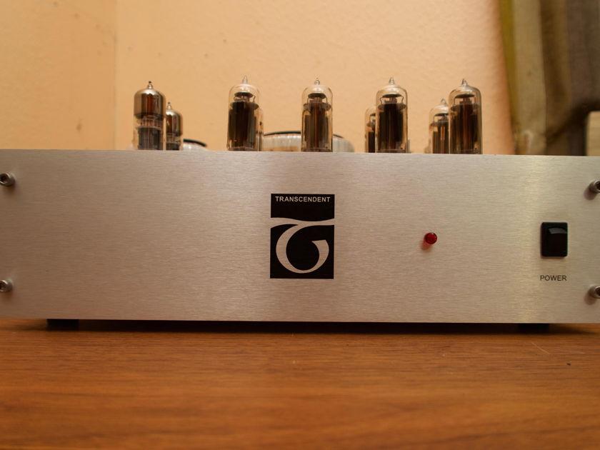 Transcendent Sound  SE-OTL Amplifier 1.5 Watts @ 120V AC