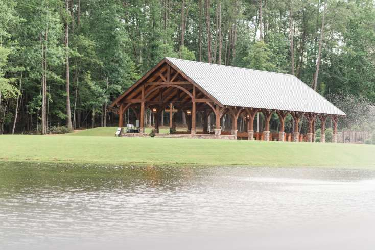 In the Woods Wedding and Event Venue - Photo