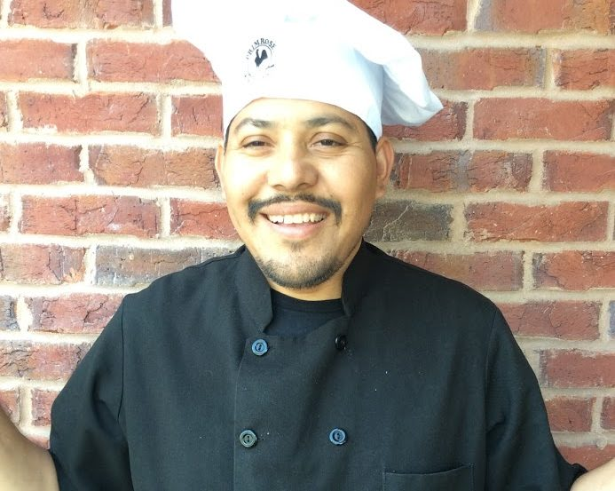 "Mr. Gerardo ""Jerry"" Baltierra , School Chef"