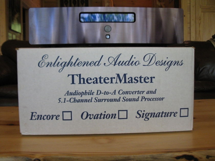 EAD  Signature 8 Preamp Processor