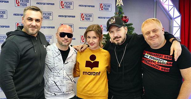 Filatov & Karas в гостях у «Русских Перцев» - Новости радио OnAir.ru