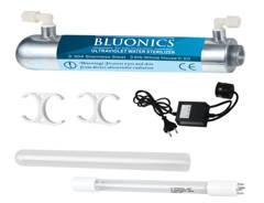 Bluonics 6W undersink Ultraviolet Sterilizer, UV Kills Bacteria, Viruses, Ecoli, Giardia, Coliform