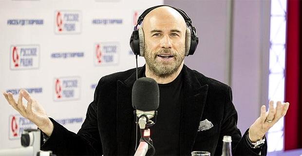 Джон Траволта в гостях у «Русских Перцев» - Новости радио OnAir.ru