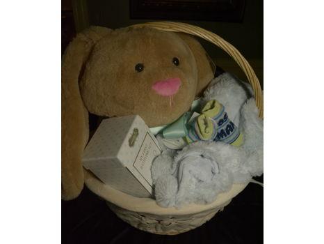 Boy's Easter Basket