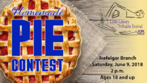 Homemade Pie Contest