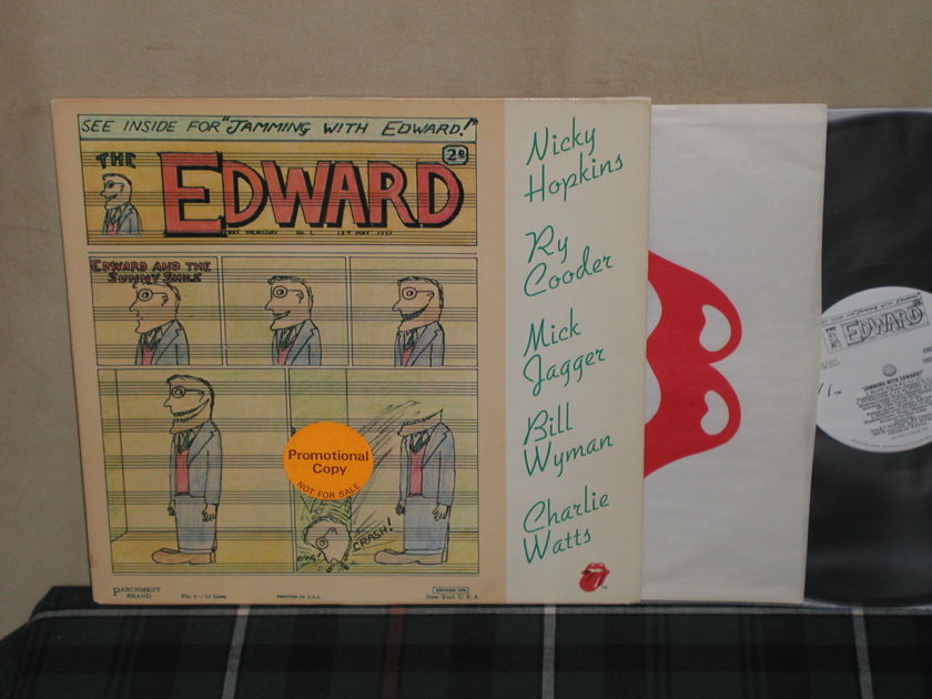The Rolling Stones - Jammin With Edward WL Promo from 1972!