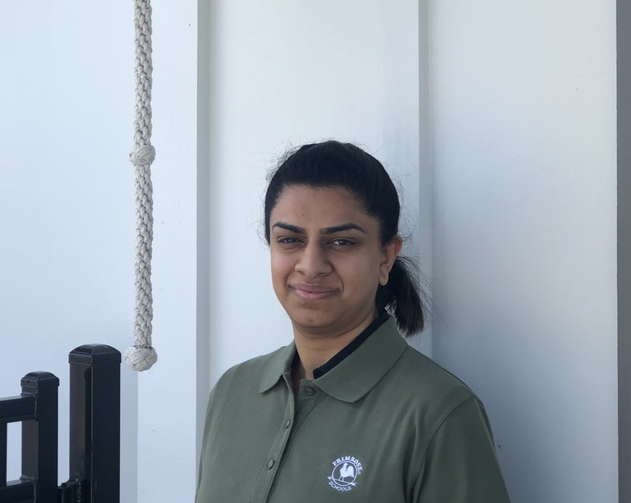 Sonia Thobani , Teacher