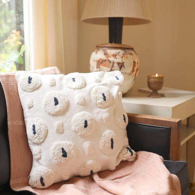 Bloom & Give Throw Blanket and Pillow