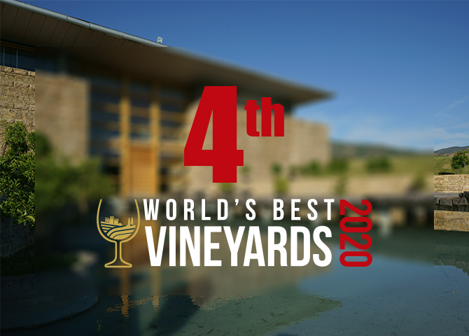 VIÑA MONTES CHOSEN AS NO. 4 WINERY, IN THE WORLD'S BEST VINEYARDS AWARDS