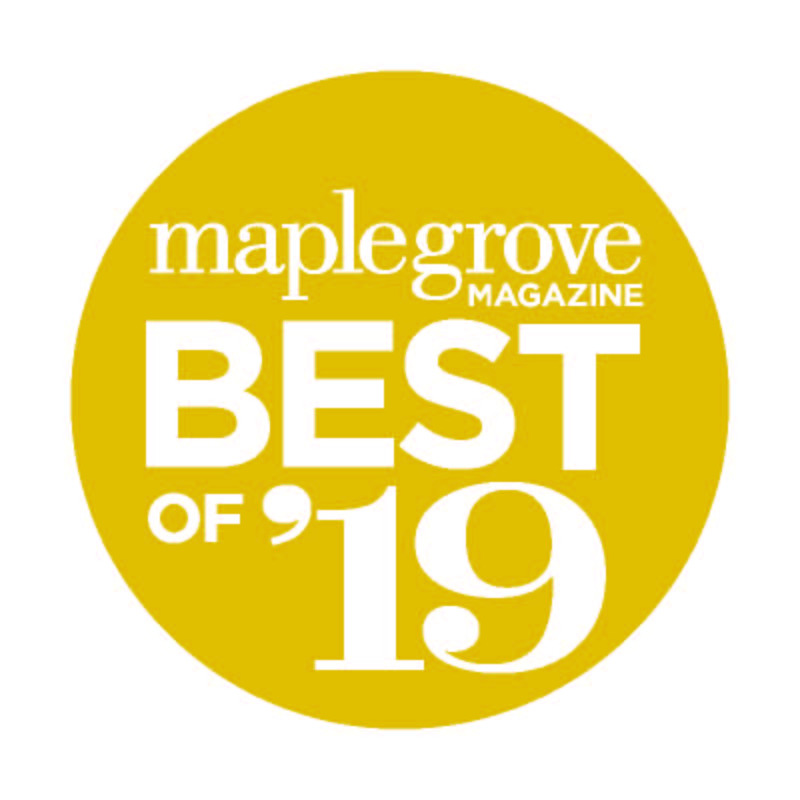 Voted best preschool in Maple Grove in 2019