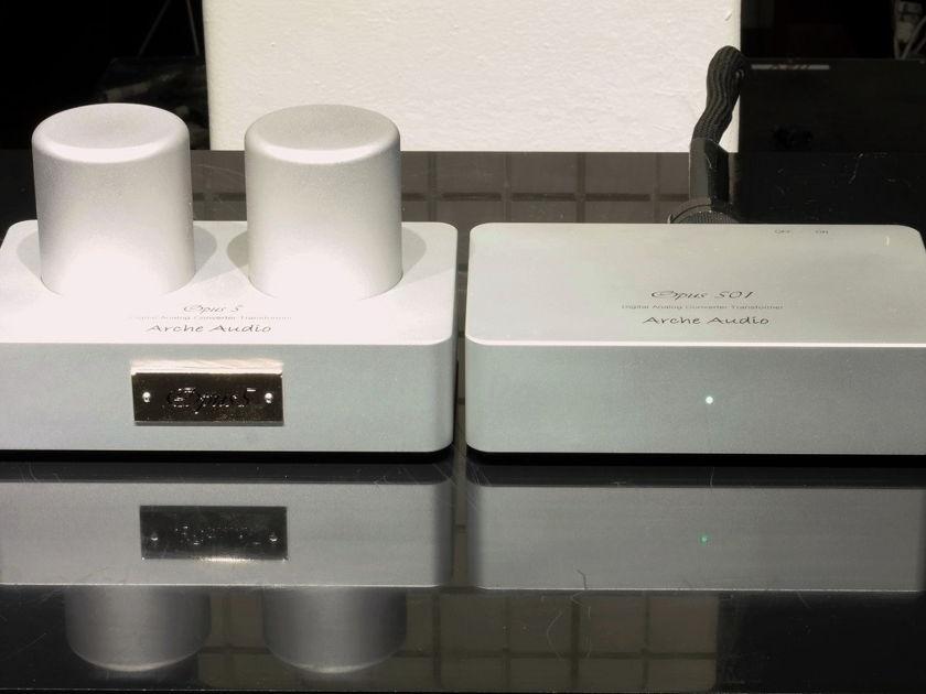 Arche Audio OPUS 5 DAC TRANSFORMER World Best Sounding USB DAC
