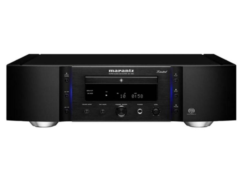 marantz reference SA15S2B limited black SACD player