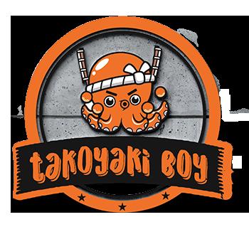 Logo - Takoyaki Boy