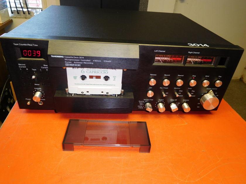 Tandberg TCD-3014a Super Cassette Deck