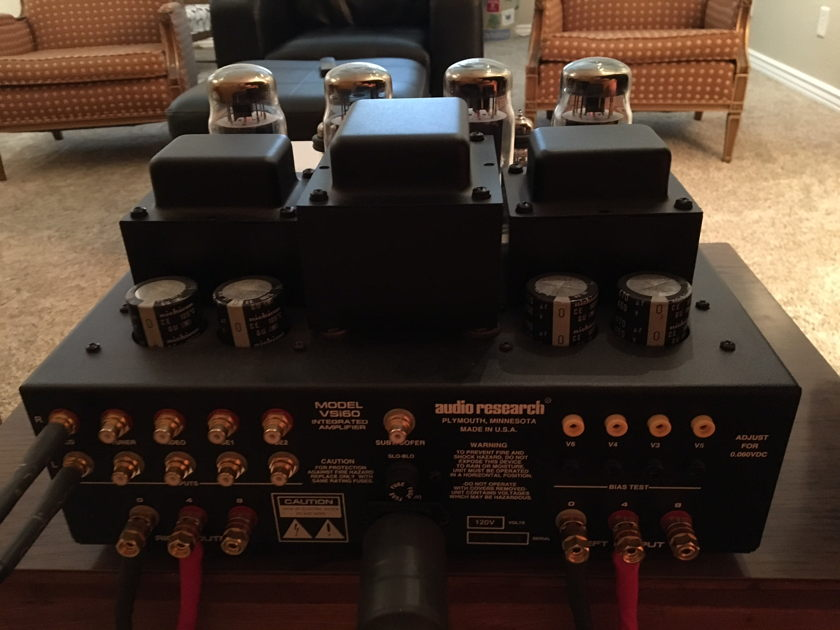 Audio Research VSi-60 KT-120 Immaculate