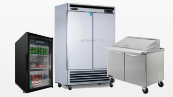 Comercial Freezers & Refrigerators
