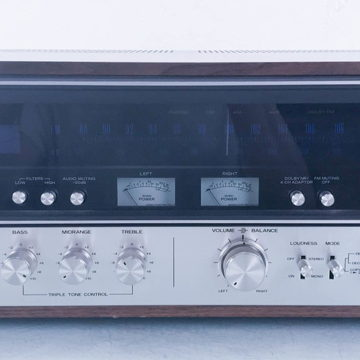 8080 Vintage AM / FM Stereo Receiver