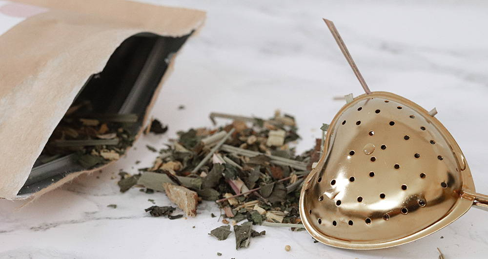 Smellacloud Herbal De-Stress Tea