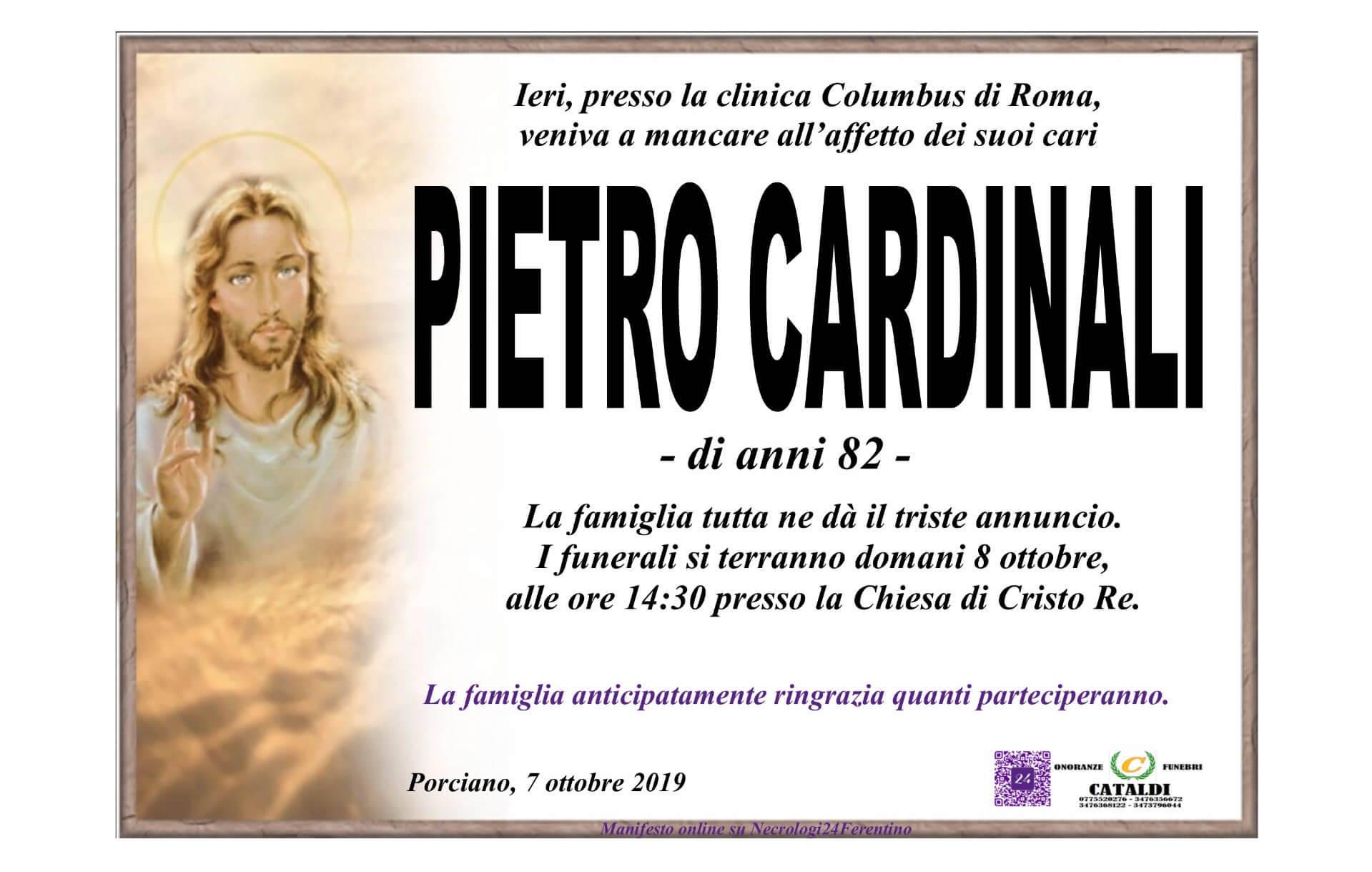 Pietro Cardinali