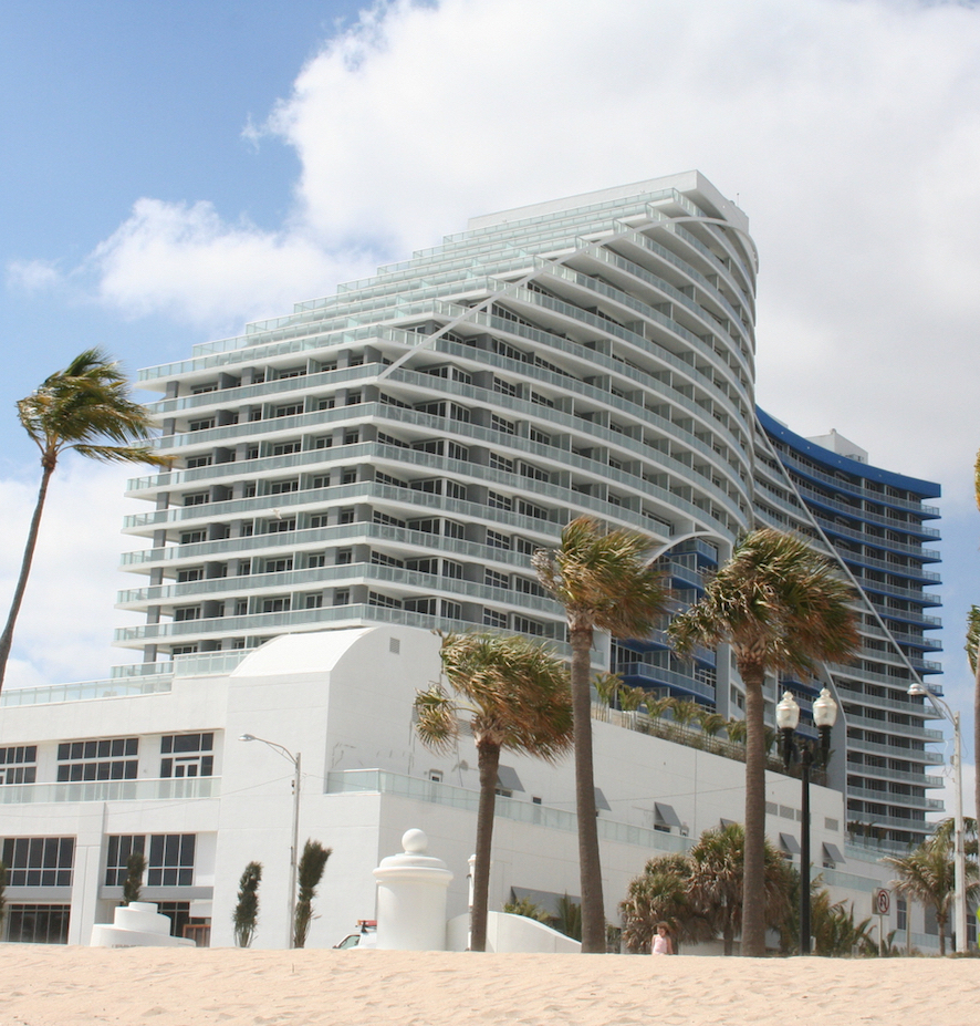 skyview image of The W Fort Lauderdale