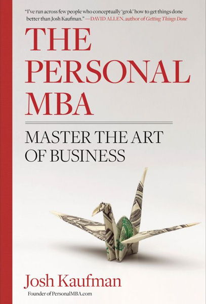 The Personal MBA Audible Book