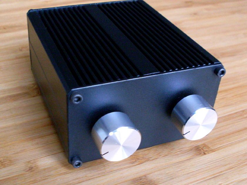 Richard Lee Audio  Dual Mono Passive Preamp