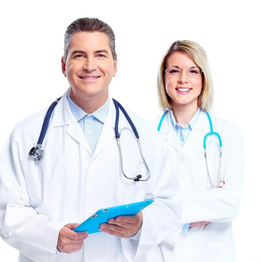 مراقبة العلامات الحيوية للطبيب