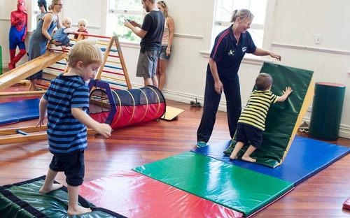 Ponsonby Community Centre - Johnny Mitchell Hall - 0