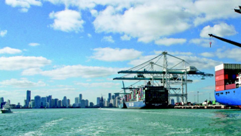 Handelsmissie havenontwikkeling in Latijns-Amerika
