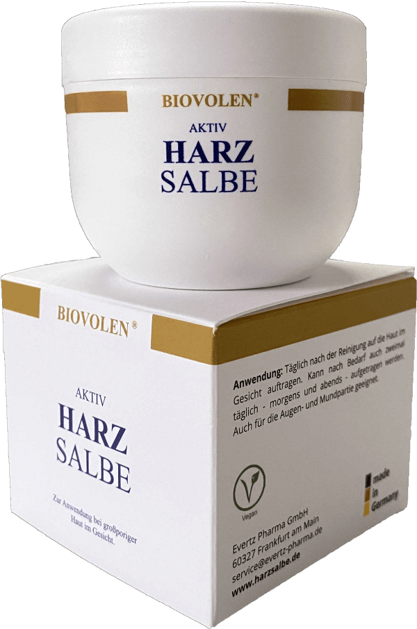 Biovolen Harzsalbe Original Amazon