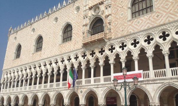 Экскурсия во дворец Дожей в Венеции с русским гидом Мариной Татариновой