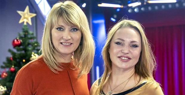 Светлана Журова в «Вечернем шоу Аллы Довлатовой» на «Русском Радио» - Новости радио OnAir.ru
