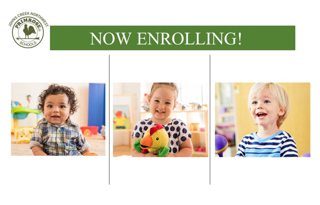 Now Enrolling for 2020 school year!