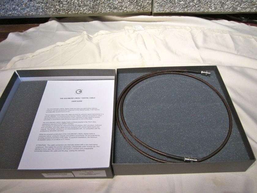 Goldmund lineal digital cable 1.5 meter