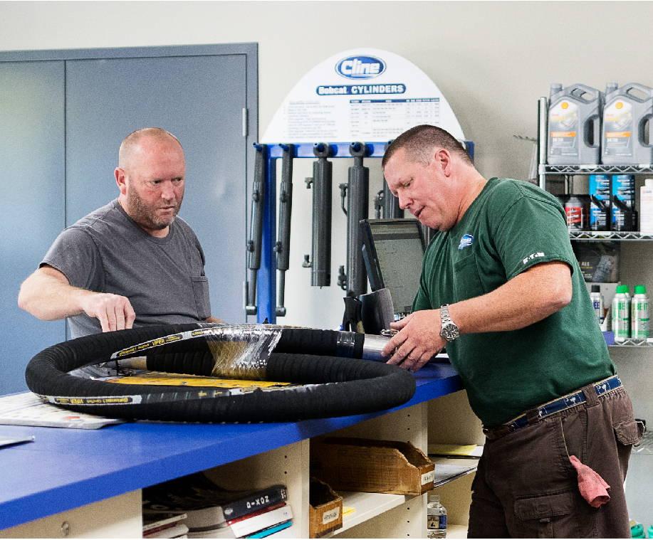 Hydraulic Hose Customer Service