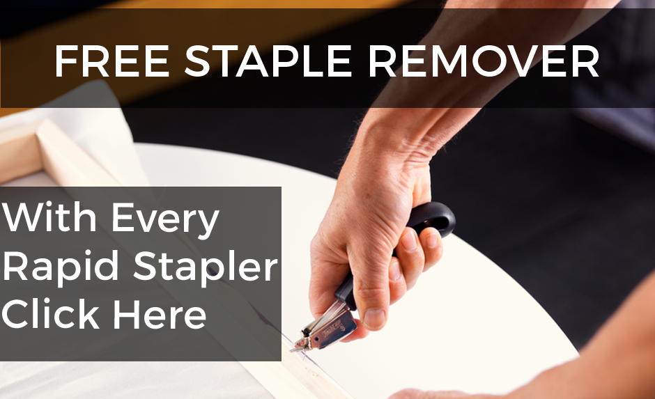 Free Rapid Staple Remover - Click Here