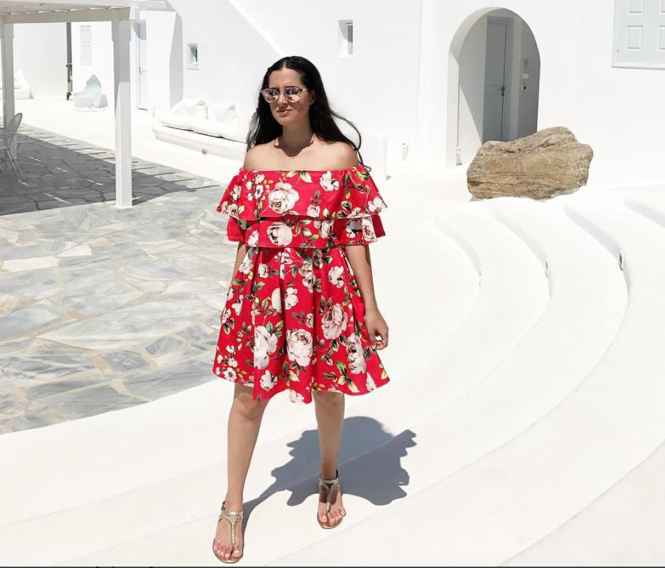 Nataly Elbaz Bjorklund Slow Fashion Blogger