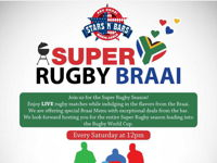 SUPER RUGBY BRAII image