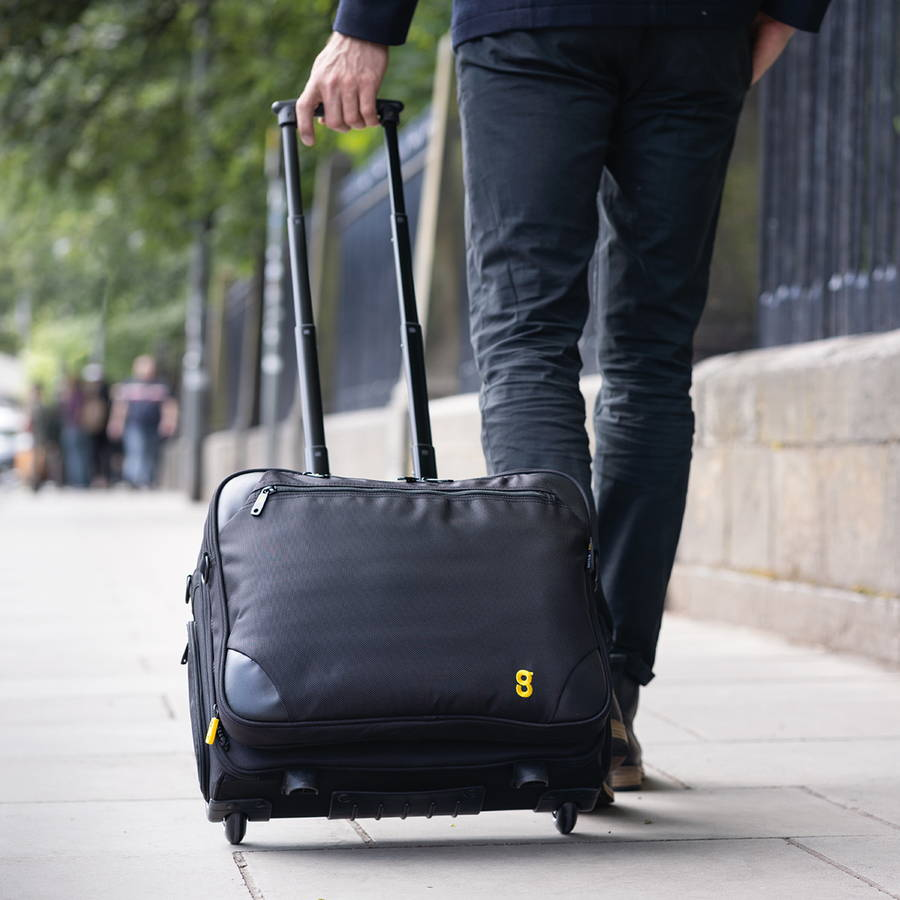 GATE8 Luggage Avoid Baggage Check-In, Save Time, Hassle & Money