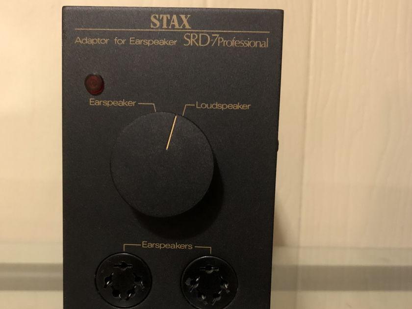 Stax SRD-7 PROFESSIONAL Adaptor For Earspeaker
